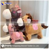 New Design100%Polyester Soft Plush Fabric For Toys