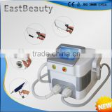Multifunction Nd Yag Elight Rf Ipl Laser Breast Lifting Up System Face Full Body Care Device 690-1200nm