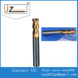 Fine Grain Carbide Blade Two Ball End Milling Cutter