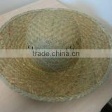 CHEAP NATURAL PROMOTIONAL HAT (Straw, Seagrass, Palm Leaf) FROM VIETNAM: candy@gianguyencraft.com