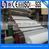 zhengzhou guangmao 1760mm 5tpd used toilet tissue sanitary paper making machine for sale