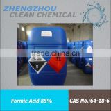 Leather tanning agents Formic Acid 85%