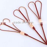 Wholesale 100% Bamboo Heart Shape Knotted Bbq Bamboo Skewer Complete Details about Wholesale Bamboo Heart Shape Knotted