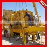 Unique Brand Movable Stone Crushing Plant, crushing & screening plant,flexible mobile crusher plant