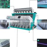 CHINA plastics color sorter manufacturer/plastic flakes color sorter/PP plastics sorting machine