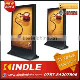Alumnium or Steel frame scrolling billboard