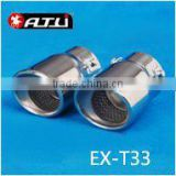 Exhaust pipe expander
