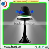 Popular Classic Indoor Simple Style Adjustable Black Metal Modern Levitating Table Lamp