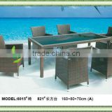 2014 new design garden OEM set polywood outdoor furniture