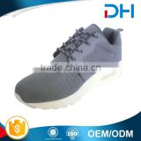 EVA insole main product factory direct sport shoes men with white outsole