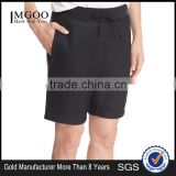 MGOO Fashion Customized Dimension Mesh Shorts With Zipped Pocket 100% polyester Back GYM Men Sportwear Summer Wearing