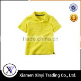 High quality cheap wholesale blank kids t-shirt with front pocket