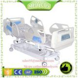 MDK-5638K-I CE ISO Multi-functions vibrating adjustable hospital beds with CPR by linak motor