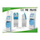 Smart Elegant Design Cash Payment Kiosk , Multi Function Coin Deposit Machines