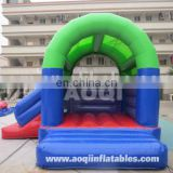 Newest design best seller hard-wearing quality Inflatable blue&green combo
