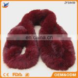 wholesale Rex rabbit knitted fur winter fur hand knit fur scarf