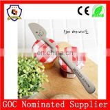 Stainless steel Butter Knife with smile style