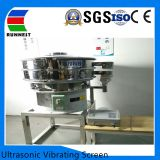 ultrasonic vibrating screen equipment used for sifter chemical powder