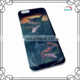 new product 3D printing animal cell phone case for i phone 6
