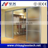 CE Standard Decorative Anti-aging Dressing Room Sliding Door
