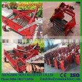 Cheap tractor PTO single-row potato harvesting machine for sale