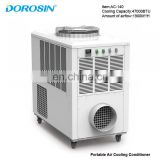 380V/50HZ 47000BTU lrg cooling capacity industrial mobile air conditioners of air cooler portable