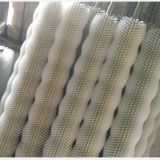 white color egg cleaning roller brush for egg cleaning machine