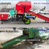 Mobile Dairy Farm Use Silage Baler Equipment from HENAN LYNNE MACHINERY CO., LTD