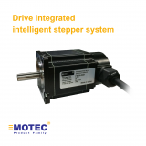Drive integrated intelligent stepper system