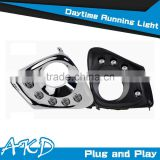 AKD Car Styling Toyota Altis DRL 2011-2013 Corolla Led DRL LED Daytime Running Light Good Quality LED Fog lamp