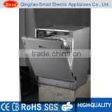 Smad dish washing machine with stainless control panel for home use                                                                         Quality Choice