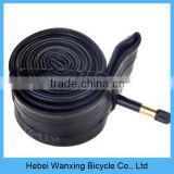 Hot selling nature rubber bike inner tube, bike tube