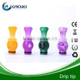 Factory wholesale price e cigarette atomizer drip tip