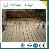 First-rate WPC composite outdoor decking floor