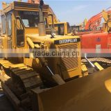 Very nice used CAT dozer for sale D6D dozer D6 bulldozer Caterpillar D6D for sale/cat d6h/cat d6g/cat d7h/d7g