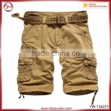 Old fashion style popular summer cargo men short pants