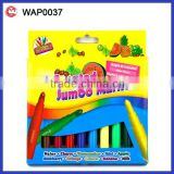 8 colors big nib non-toxic liquid chalk marker pens 8-pack