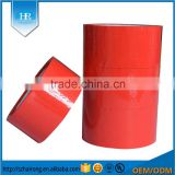 Customized Colored PVC Single Sided Adhesive Bopp Packing Tape Film