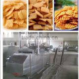 Batch fryer machine / peanut frying machine/batch frying machine