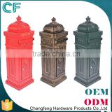 Premium Standing Garden Commercial Mailbox For Sale