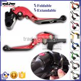 BJ-LS-001-F99/H11 For Ducati 899 Panigale / MONSTER 1200S Adjustable Foldable CNC Motorcycle Brake Clutch Lever