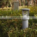 Lawn lamp with holder Aluminum die-casting housing PC diffuser LED garden bollard light for grass