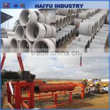 Chinese drip irrigation cement pipe making machine/concrete pipe making machine
