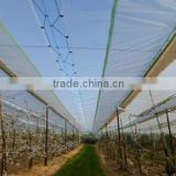 hdpe woven fabric textile tarpaulin for cherry tree and grape cover popular in Europe and Newzealand