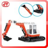 1:60 diecast metal excavator model toy for sale