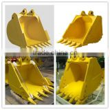 4 in 1 bucket for bobcat mini excavator bucket hard rock bucket
