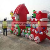 Customized Christmas Inflatable Santa Items For Christmas Party
