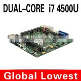 Support Full-Screen Movies And 2D Games Mini Itx Computer Mini PC board All In One PC X31-4500u 4G RAM 1TB
