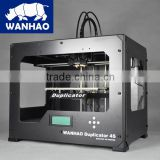 New and Easy operational dual color desktop reprap machine high-quality filament for 3d printer