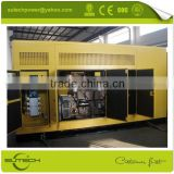 Low fuel consumption 400Kw diesel generator, powered by KTA19-G4 engine